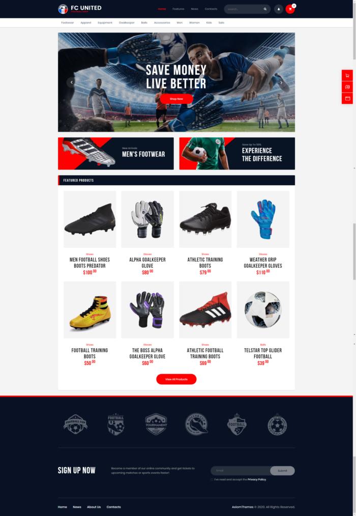 Shop – FC United